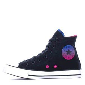 NEW CONVERSE Hi Tops CTAS Black Pink